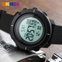 SKMEI Jam Tangan Digital Pria - DG1215S - Black