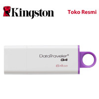 Kingston Flash Disk DataTraveler G4 64GB USB3.1 [FS]