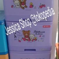 lemari plastik /laci lion star/container excel lion star L4 snow ice