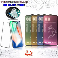 8D Mirror Screen Protector Tempered Glass iPhone Xs Max X Xs XR 8 7 6