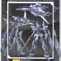 Bandai MG 1/100 Delta plus gundam ,transformable, seri unicorn