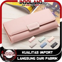 PROMO 🔥 INDOLAND 🔥 READY STOCK DOMPET WANITA FOREVER YOUNG IMPOR