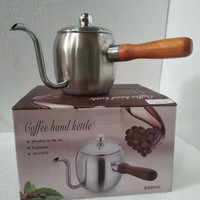 Teko Kopi Manual Stainless Steel 500ml