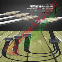 Platinum 3in1 Kabel Charger Lightning + Micro + USB Type C - MALANG