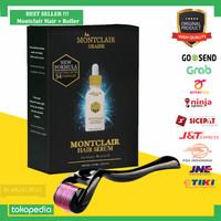 Montclair Hair Serum   Best Seller Paket Rambut Botak Tipis dan licin