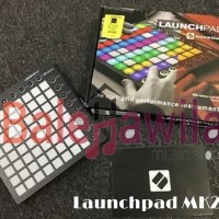 LaunchPad NOVATION MK2 MKII Launch Pad Controller