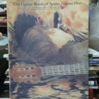 The Guitar Music of Spain 1 - Buku Belajar Gitar