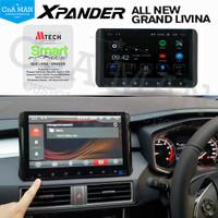 MTECH Android Double Din Head Unit Mitsubishi Xpander Nissan Livina