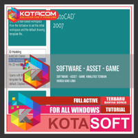 Autodesk AutoCAD 2010 32bit dan 64bit full Update Active Windows