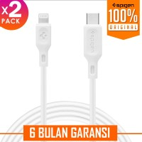 Kabel USB C to Lightning Cable Spigen C10CL Fast Charging iPhone iPad