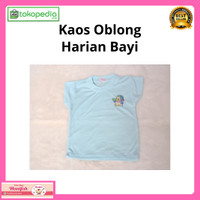 Kaos Oblong Bayi / Anak atasan Laki-laki Perempuan Jumbo