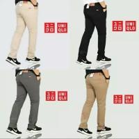 Celana Panjang Chino Pria Premium