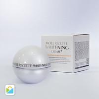 Moel Rizette Magic Whitening Cream Plus full size 50gr Generasi 2