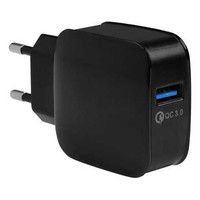 Universal Adaptor Charger Handphone USB Quick Fast Charging 3.0 18W