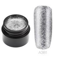ROSALIND GLITTER PREMIUM 5ml nail polish gel kutek gliter super shine