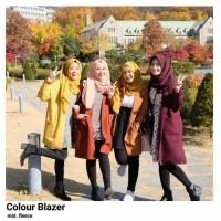 Colour Blazer Outer