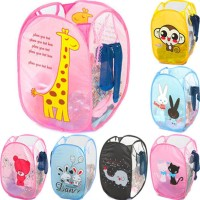 NA Keranjang Baju Kotor Lipat Motif Karakter ( Laundry Bag) BERAT