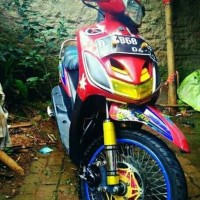 cover shock accesories motor mio