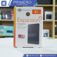 Seagate Expansion 2TB Hard Disk External HDD Portable 2.5