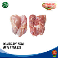 Paha Ayam Fillet / Daging Ayam Tanpa Tulang / Boneless (Tanpa Kulit)