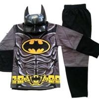 HOT SALE Baju Anak Kostum Topeng Superhero Batman Terjarmin