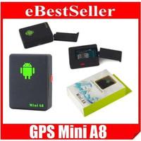 GPS Tracker Mini A8 alat penyadap gps suara gsm tracker pelacak barang