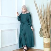 Baju Gamis Wanita Terbaru / Gamis Murah / Dress muslim / Tania Setelan