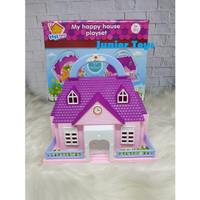 Mainan Rumah-rumahan My Happy House Playset