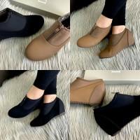 [DI0R EVERBEST WEDGES BOOTS 289-20] Sepatu Fashion Wanita Impor Murah