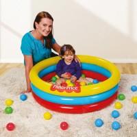 Fisher Price Bestway 3 ring Ball Pit Play Pool kolam renang bola anak