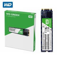 WD SSD M.2 240 GB GREEN M2 SATA WDS240G2G0B - 3 TAHUN