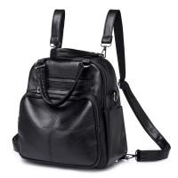 PROMO TAS IMPORT FASHION RANSEL 92566 backpack wanita MURAH GROSIR