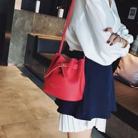 Mini Shoulder Bag Tas Selempang Serut Kecil Wanita | BB-04