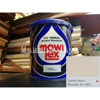 Mowilex Emulsion Canter Peach Tinting Cat Tembok Interior