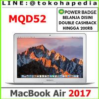 Macbook Air 2017 512GB MQD42 DualCore i7 1.8GHz / 8GB RAM - SILVER