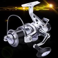 Alat Pancing Sougayilang Newest Aluminum Carp Reel Spool 12BB Faster