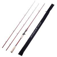 Sougayilang Joran Tongkat Pancing Fishing Rod 2.1meter dengan Reel