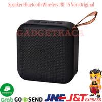 Speaker Bluetooth Wireless JBL T5 Slot USB + Micro SD Non Original