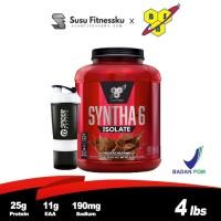 BSN Syntha Isolate 4 lb BSN SYNTHA-6 ISOLATE