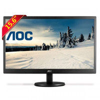 """Monitor Led AOC 16 Inch E1670SW 16 15.6"""""""