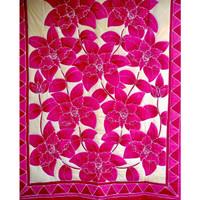 Bed Cover FULL LUKIS Berbagai Motif dan (Custom) Ukuran 150 X 240