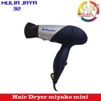 Hair Dryer miyako pengering rambut mini