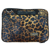 Softcase Notebook Executive-Tas selempang Laptop Motif Chita#10 inch