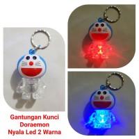 Gantungan Kunci Doraemon Led