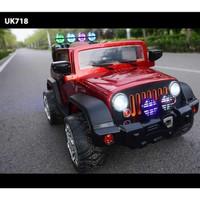 Mobil Mainan Aki Anak Jeep Wrangler Unikid UK-718