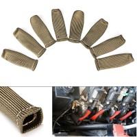 Terlaris 2500 Spark Plug Wire Boots Protector Sleeve Heat Shield