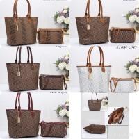 BONIA Tote Bag set 2in1