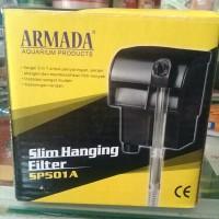 filter hang on armada sp 501
