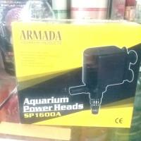 pompa filter aquarium armada sp 1600