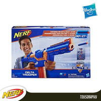 NERF Elite - DELTA TROOPER 4 in 1